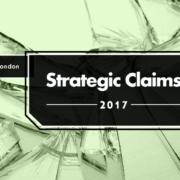 Strategic Claims banner