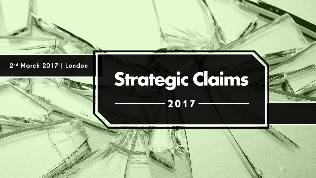 Strategic Claims banner