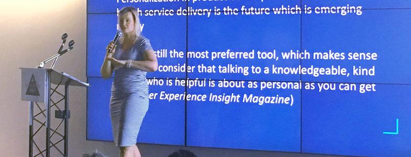 Heather Shantora at Accelerate Summit 2017