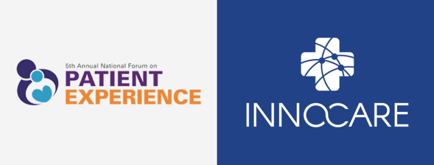 InnoCare sponsors 5th Annual National Forum on Patient Experience