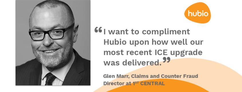 1st CENTRAL Glen Marr