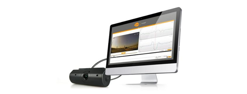 Fleet platform with integrated 3G camera
